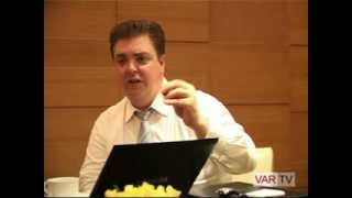 Nathan Bell, Director, Marketing, Products and Pricing, Telstra Global on VARINDIA