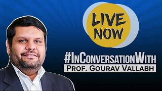In Conversation With Shri Gourav Vallabh on the current state of the Indian economy