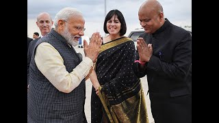 PM Modi arrives in New York to attend UN climate summit