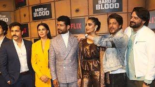 King Shahrukh Khan At Bard Of Blood Screening | Netflix Web Series