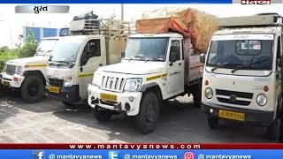 Surat: મોટર વ્હીકલ એકટને પગલે વાહન ચાલકો બન્યાં સતર્ક