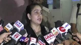 Jamnagar |Nixa Gondalia receives threat in Bitcoin scam | ABTAK MEDIA