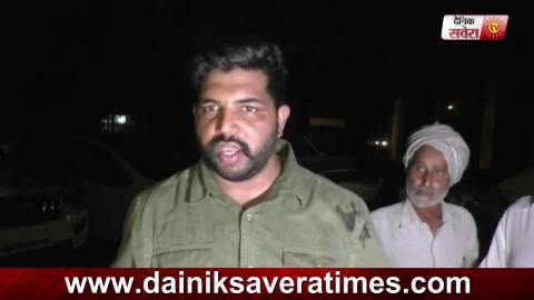 Ludhiana में Police Station के बाहर Firing में एक जख्मी