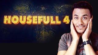 HOUSEFULL 4 Logo Revealed | Reaction | Review | Akshay Kumar, Riteish Deshmukh, Bobby Deol
