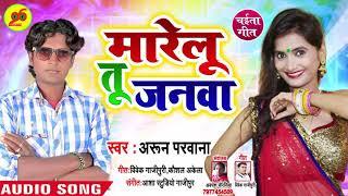 #Arun Parwana का New धोबी Geet - मारेलु तू जनवा - Marelu Tu Janwa - Bhojpuri Chaita Songs 2019