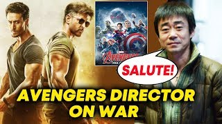 WAR Film Review By Avengers Action Director SeaYoung Oh | Hrithik Roshan, Tiger Shroff