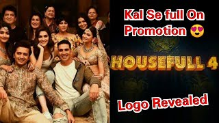 Housefull 4 Unique Promotional Strategy Started, Are You Excited?