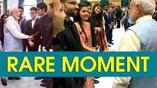 IAS Topper Kanishak Kataria and Srushti Deshmukh with PM Modi & President Kovind | Formula UPSC