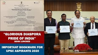 """Glorious Diaspora - Pride of India"" Book Lunched 