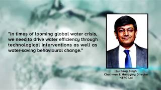 Water Conservation Initiatives by NTPC