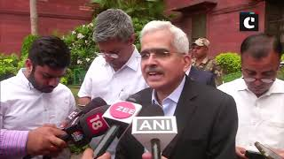 Corporate tax cut is a positive step, will impact good on overall economy: Shaktikanta Das