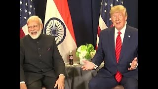 Modi knows how to deal with it: Trump on Pak terror | 74th UNGA