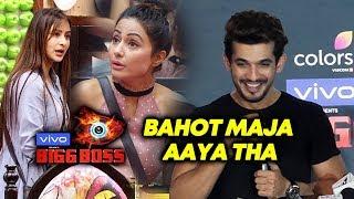 Shilpa Shinde And Hina Khan BIGG BOSS 11 Was BEST, Says Arjun Bijlani | Bigg Boss 13