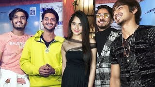 Jannat Zubair At Mr Faisu And Team 07 'Nazar Na Lag Jaye' Song Launch