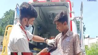 Hadiyana | Live Emergency Service of 5 Emergency Services at Taluk School | ABTAK MEDIA