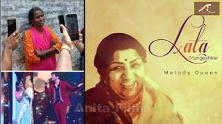 #Ranu Mondal Vs #Lata Mangeshkar - क्या है पूरी कहानी ? || Viral Video of Ranu Mondal || #RenuMandal