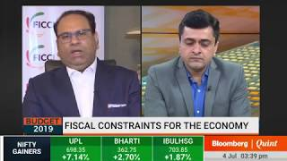 Employment & investment to be the key priorities in Budget 2019: FICCI President