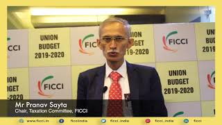 The govt addressed most of the burning issues in this budget: Pranav Sayta