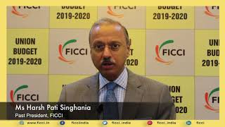 There will be private sector investment coming soon: Harsh Pati Singhania