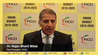 This is a rational budget for long-term: Rajan Bharti Mittal