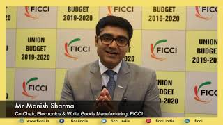 This is a strategically thought-of Budget: Manish Sharma