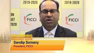 Decoding Budget with FICCI members