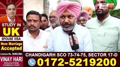 Exclusive Interview: Amritsar में हुए Blast के बाद Harpal Cheema ने Punjab Police पर उठाए सवाल
