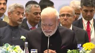 PM Modi's remarks at India-Pacific Islands Leader's meeting at United Nations in New York, USA | PMO
