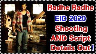 Salman Khan's Radhe Movie Shooting Details Out Now!