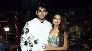 Divya Agarwal And Varun Sood At Nazar Na Lag Jaaye Song Success Party | Mr Faisu And Team07