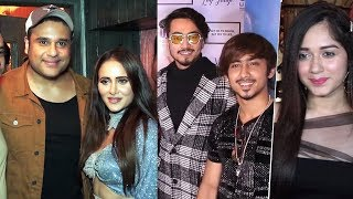 Krushna Abhishek At Nazar Na Lag Jaye Song Success Party | Mr Faisu | Team07 | Jannat Zubair