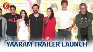 #Yaaram Trailer | Prateik Babbar | Siddhanth Kapoor | Ishita Raj | Subha Rajput | Uncut Launch Event
