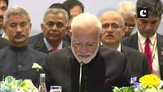 We are important partners in each others' development: PM Modi at India-Pacific meet