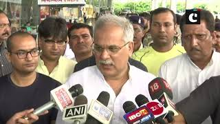 Congress will always support govt's decision on global level:  Bhupesh Baghel