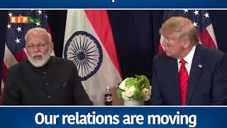 India and US are very close friends and on the basis of values, are getting closer : PM Modi