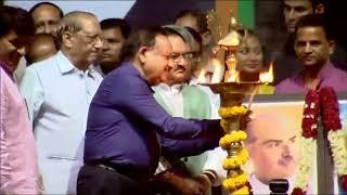 """Shri JP Nadda's address on """"Article 370"""" in Talkatora Stadium, New Delhi."""
