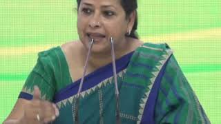 AICC Press Briefing by Sharmistha Mukherjee on the Fuel Price Hike