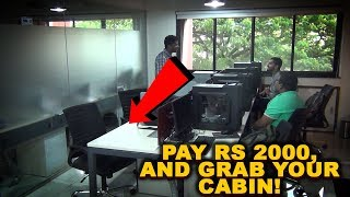 Want A Job? EDC Has You All Covered! Pay Rs 2000, And Grab Your Cabin!