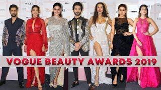 Vogue Beauty Awards 2019 | FULL VIDEO | Alia Bhatt, Shahid Kapoor, Sara Ali Khan, Kriti Sanon