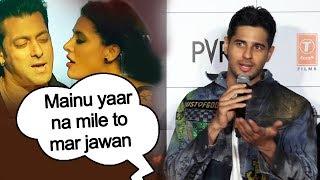 Sidharth Malhotra's Marjaavaan Compared With Salman Khan's Marjaavan | trailer Launch