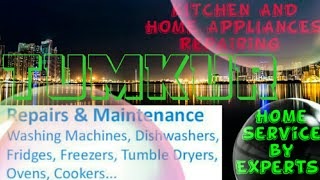 TUMKUR    KITCHEN AND HOME APPLIANCES REPAIRING SERVICES ~Service at your home ~Centers near me 1280