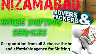 NIZAMABAD   Packers & Movers ~House Shifting Services ~ Safe and Secure Service  ~near me 1280x720 3