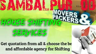 SAMBALPUR OD     Packers & Movers ~House Shifting Services ~ Safe and Secure Service  ~near me 1280x
