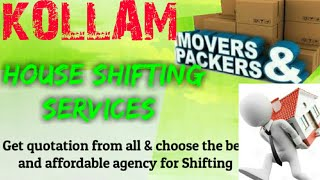 KOLLAM    Packers & Movers ~House Shifting Services ~ Safe and Secure Service  ~near me 1280x720 3 7
