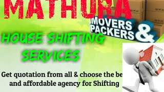 MATHURA     Packers & Movers ~House Shifting Services ~ Safe and Secure Service  ~near me 1280x720 3