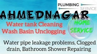 AHMEDNAGAR    Plumbing Services ~Plumber at your home~   Bathroom Shower Repairing ~near me ~in Buil