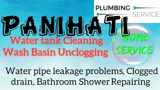 PANIHATI   Plumbing Services ~Plumber at your home~   Bathroom Shower Repairing ~near me ~in Buildin