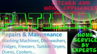 PATIALA   KITCHEN AND HOME APPLIANCES REPAIRING SERVICES ~Service at your home ~Centers near me 1280