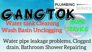 GANGTOK    Plumbing Services ~Plumber at your home~   Bathroom Shower Repairing ~near me ~in Buildin