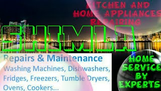 SHIMLA   KITCHEN AND HOME APPLIANCES REPAIRING SERVICES ~Service at your home ~Centers near me 1280x